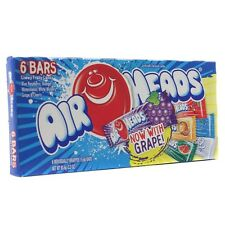 Air Heads Mixed Flavour Theatre Box - American Sweets - 94g