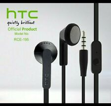 HTC RCE-195 Anti-Tangle Handsfree Headphones for One G7 G8 A9 ME M7 M8 M9 E9 S9