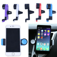 360°Car Air Vent Mount Cradle Holder Stand for Mobile Smart Cell Phone GPS  MW