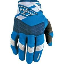 NEW Fly Racing F-16 Race Gloves Small S Blue White NEW motocross atv