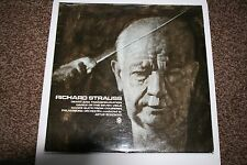 TP 723 Richard Strauss Dance Suites Vinyl LP NrMint Condition