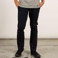 Pantaloni da uomo chino neri