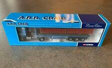 Corgi CC12004 MAN Flatbed Trailer with Container Load ARR Craib Transport Ltd