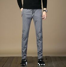 Men's spring and autumn pants casual business straight-leg trousers 2021 Fashion