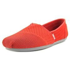 Zapatos planos de mujer de lona talla 38