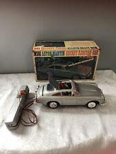 LOWERED PRICE!! 1960's Vintage James Bond M101 Erector Car Tin Toy ORIGINAL BOX