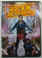 Rockin Reverend (DVD, 2016, Wild Eye) Rock & Roll Will Save Your Soul! [Unrated]