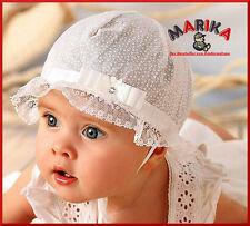 Baby-Hüte & -Mützen mit Blumenmuster aus 100% Baumwolle