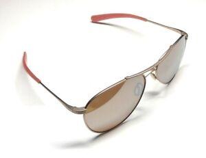 Costa Titanium Piper Bronze Aviator Sunglasses 15D