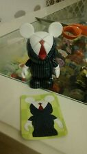 """DISNEY Vinylmation Park 3"""" Series 1 Occupations with Card Business Man Suit"""