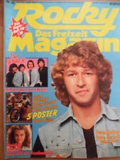 ROCKY 45 - 5.11. 1979 (3) Peter Maffay Knack Donna Summer Brooke Shields Stones