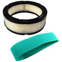 HQRP Air Filtre Cartouche + Pré-filtre Pour John Deere LG394018JD LG272490S