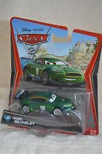 """Disney Pixar Cars 2  """" NIGEL  GEARSLEY """"  # 20   NIP"""