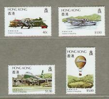 Hong Kong 1984 Aviation in Hong Kong Stamps