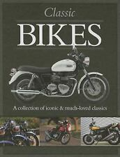 Classic Bikes Classic Cars and Bikes Collection Library Binding Alex Sharkey