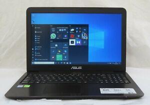 "ASUS K556UQ 15.6"" FHD Gaming Laptop Intel Core I7-7500U 12GB RAM 512GB SSD"