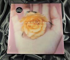 MADONNA BEDTIME STORY SEALED 12'' VINYL RECORD LP w/ PROMO HYPE STICKER 1995