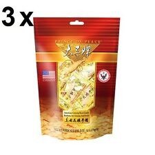 Prince of Peace American Ginseng Root Candy 3 x 6 ounce Bag - Free Shipping!