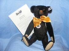 Steiff 1912 Classic Replica Black Bear EAN 403200 Titanic Year Limited Edition