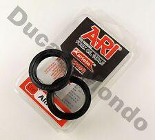 Ariete Fork Oil Seals pair set for Ducati 1098 S & R 07-09 Ohlins Fork Models 08