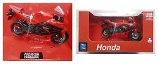 Honda CBR600RR, modellismo NewRay 1:18 Die-Cast, moto motocicletta