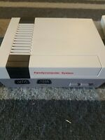 Family Computer System Console 620 Games 2 Controllers Nintendo NES Emulator