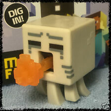 Minecraft Blind Box Figures Ice Series 5 - ATTACKING GHAST - NEW - OOP