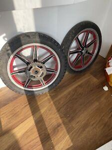 yamaha rd wheels