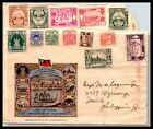 GP GOLDPATH: BURMA COVER DAY OF ISSUE _CV771_P08