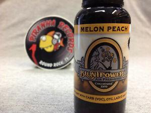 Blunt Power 1.5 oz MELON PEACH BREEZE Air Freshener Spray Piranha Records