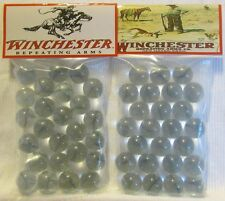 2 Bags Of Winchester Repeating Arms Rifles Promo Marbles