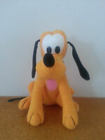 pluto the dog from disney plush toy 24cm!