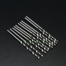 50 pcs Ø3.0mm High Speed Steel Hss Mini Micro Drill Bit Set For Pcb Wood Plastic