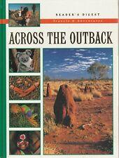 AUSTRALIA - ACROSS THE OUTBACK Redaer's Digest **GOOD COPY**