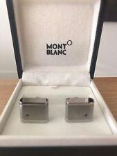 Mont Blanc Manschettenknöpfe - ungetragen - OVP - einzigartig