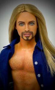 OOAK Custom Barbie/Ken Repaint ***Branson*** by DAO