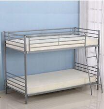 Silber Etagenbett Doppelstockbett Hochbett Bett Schlafzimmer Kinderzimmer Tower