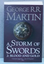 A Storm of Swords 2: Blood and Gold - UK Edition ( Item 1066 )
