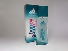 ADIDAS HAPPY GAME 1.7 1.6 oz 50 ml Women Perfume EDT Spray New In Box