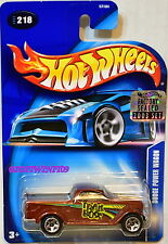 HOT WHEELS 2003 DODGE POWER WAGON #218 FACTORY SEALED
