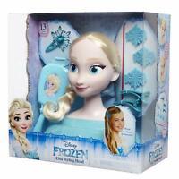 Frozen Elsa Styling Head, Fast Delivery