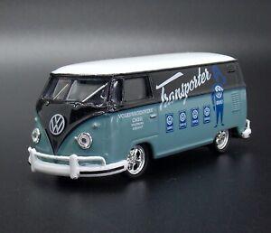 1960 VOLKSWAGEN VW Delivery Van Scale 1:64 Die Cast Metal Car #A60