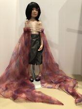 "Phillip Heath Renaissance Doll Rare ASIAN 25"" VINYL ORIGINAL ARTIST DOLL. EUC!"