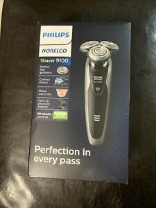 Philips Norelco Series 9100 Wet & Dry Men's Rechargeable Shaver S9161/83