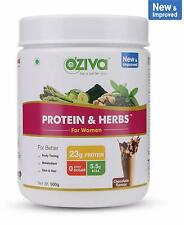 OZiva Protein Ayurvedic Herbs Protein & Herbs For Women  Beauty & Personal Care
