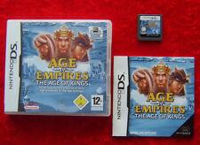 Age of Empires the Age of Kings, Nintendo DS juego, versión en alemán