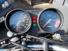 BMW  R100 speedo and revcounter in console