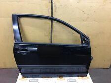 VW POLO MK4 9N3 2005-09 3DOOR DRIVERS RIGHT OFFSIDE DOOR IN BLACK CODE LO41