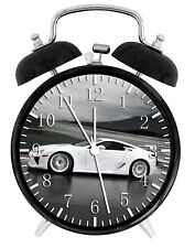 "Super Car LFA Alarm Desk Clock 3.75"" Home or Office Decor W80 Nice For Gift"
