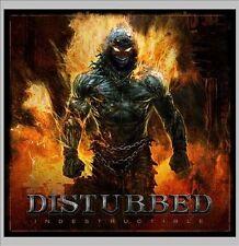 Indestructible [CD/DVD] [PA] by Disturbed (Nu-Metal) (CD, Jun-2008, 2 Discs, Rep
